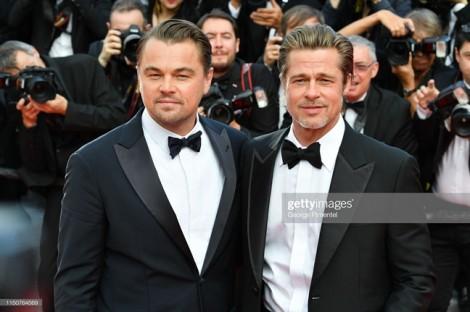 Brad Pitt và Leonardo DiCaprio- ai lịch lãm hơn trên thảm đỏ Cannes 2019?