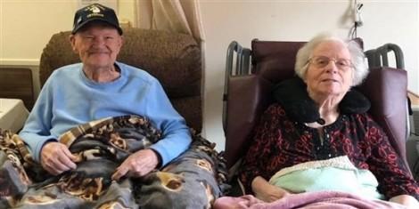 Bí quyết yêu nhau 79 năm của cặp đôi trăm tuổi: chocolate