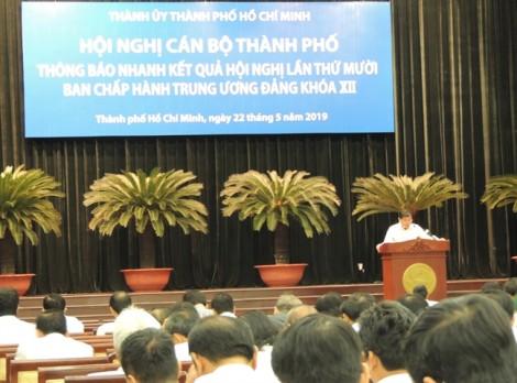 Thông báo nhanh kết quả Hội nghị Trung ương lần thứ X của Đảng