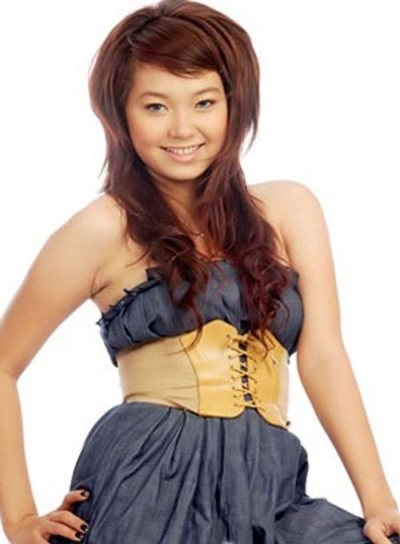 Minh Hang - tu 'be Heo' tron tria den my nhan Vline goi cam