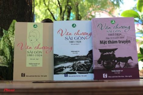 Ồ ạt viết sách về Sài Gòn
