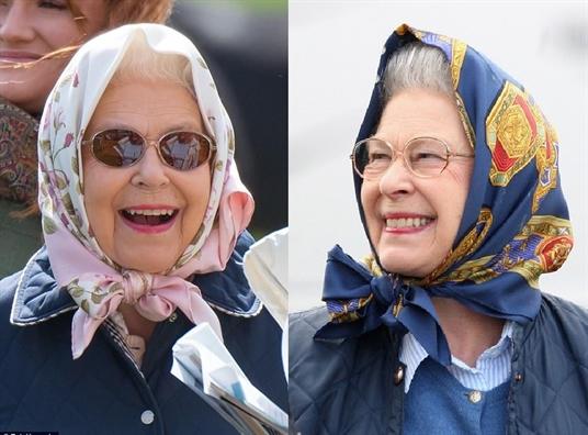 Phong cách khan choang lua 'bà ngoại' trỏ lại cho mùa hè 2019