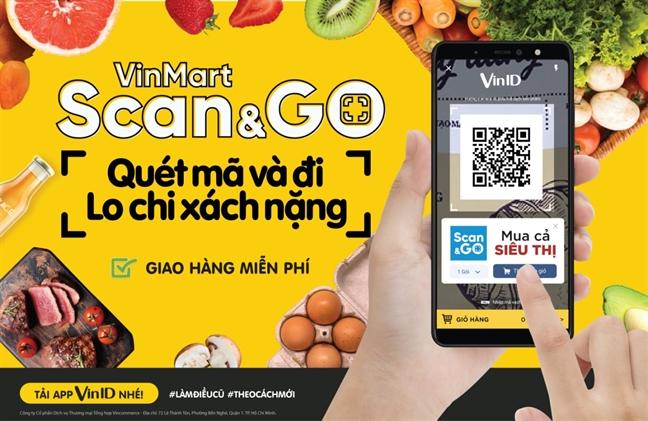 VinMart ra mat sieu thi ao dau tien tai Viet Nam