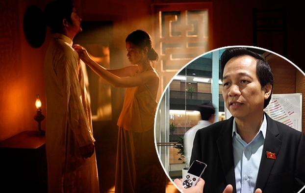 Bo truong bo LD-TBXH: Dien vien 13 tuoi dong canh nong la vi pham ca Luat Lao dong lan Luat Tre em