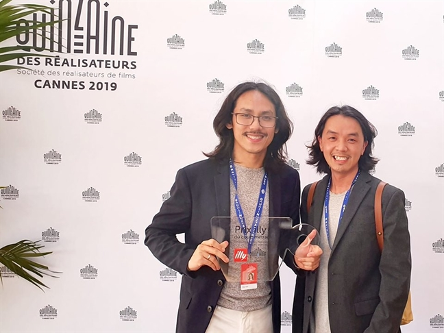 Phim ngan Viet thang giai tai LHP Cannes 2019