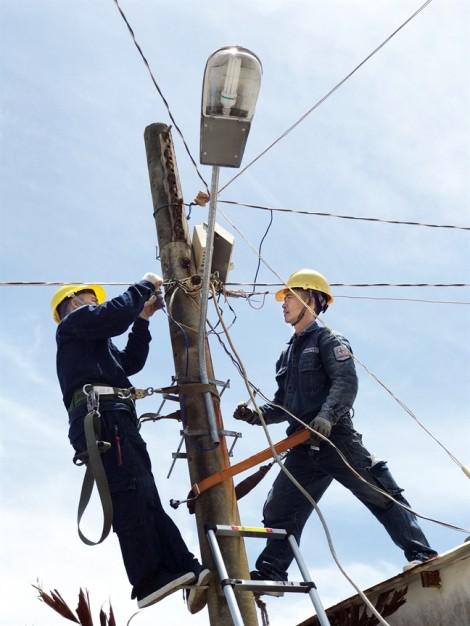 Báo động về tình hình tiêu thụ điện