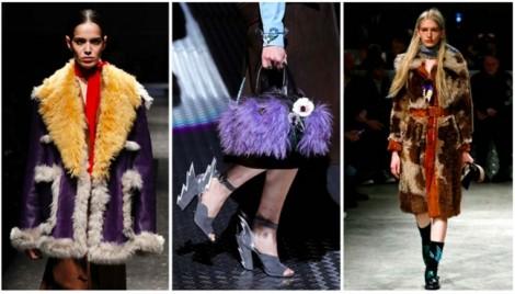 Loạt thương hiệu thời trang nói không với lông thú, da động vật lạ
