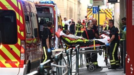 Pháp: Thủ phạm vụ đánh bom tại Lyon có thể là người nhập cư gốc Phi