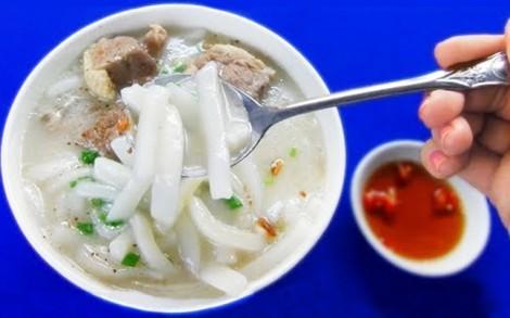 Mùi nhớ: Bánh canh bột gạo nước dừa