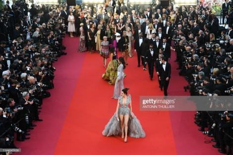 Thảm đỏ Cannes 2019: Chỉ dài 60m nhưng chứa đủ sự bát nháo của ngành giải trí