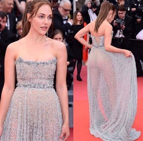 Những màn tạo dáng 'khó đỡ' tại Cannes 2019