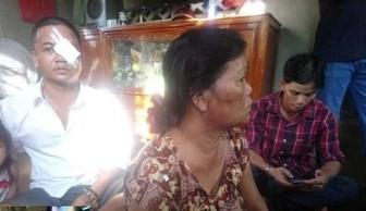 3 mẹ con bị hàng xóm đánh nhập viện chỉ vì tấm lưới giữ gà