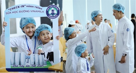 Diễn viên Mạnh Trường: 'Tôi hoàn toàn bị thuyết phục khi khám phá hành trình sữa học đường'