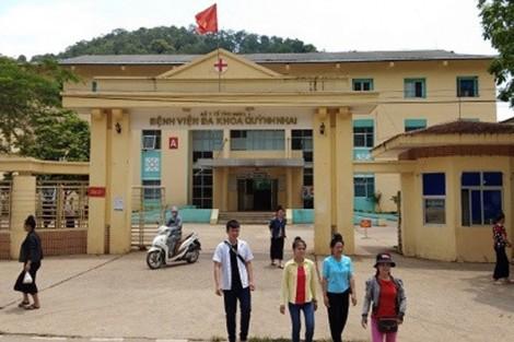 Bệnh viện Quỳnh Nhai đình chỉ công tác kỹ thuật viên hiếp dâm bệnh nhi