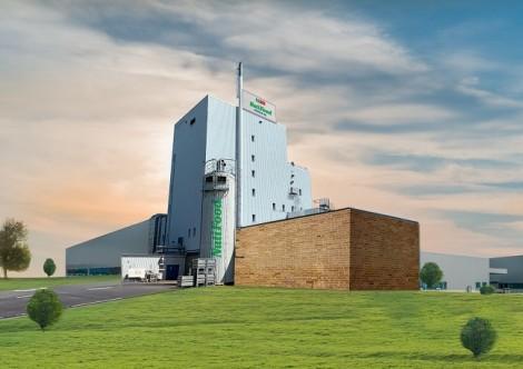 Nutifood chính thức vận hành nhà máy sữa tại Thụy Điển