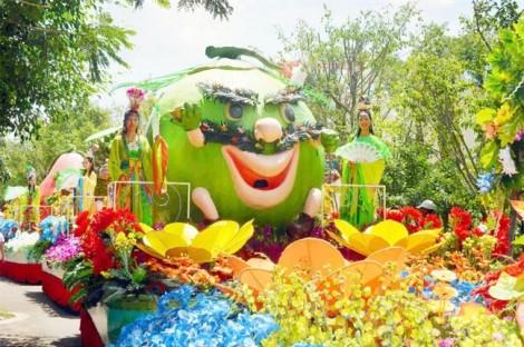 Lễ hội trái cây Nam bộ 2019: Ưu tiên dùng sản phẩm thân thiện môi trường