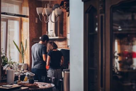 Khi chồng nói 'món gì anh cũng nấu được'