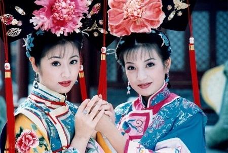 'Do' nhan sac cua Trieu Vy va Lam Tam Nhu sau 21 nam, ke tu 'Hoan Chau cach cach'