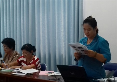 Hội LHPN TP. HCM giám sát việc thực hiện nhiệm vụ hỗ trợ phụ nữ phát triển toàn diện và xây dựng gia đình hạnh phúc