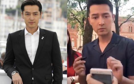 Hồ Ca từ chối ký tặng lên iPhone vì Huawei