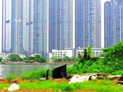 Thành phố tương lai và  giấc mộng bên sông Sài Gòn