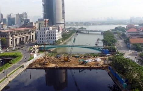 Dân quận 4, Bình Chánh sẽ sớm nhận được tiền đền bù từ dự án chống ngập