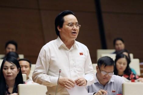 Bộ trưởng Phùng Xuân Nhạ 'trần tình' về những yếu kém của ngành giáo dục