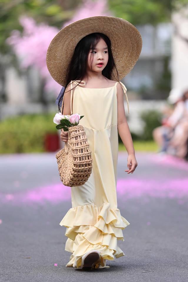 Nhung cap me con sao Viet so huu gu thoi trang sanh dieu