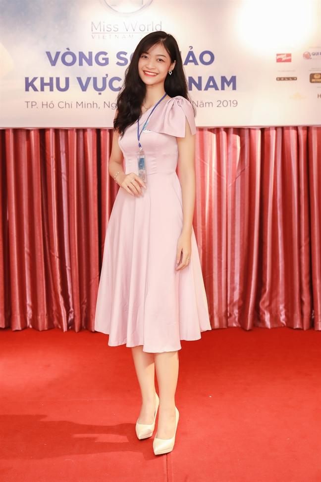 Lai thay nhung nguoi dep nay tai 'Hoa hau The gioi Viet Nam 2019'!