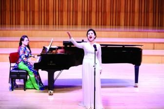 Đào Tố Loan: 'Với Opera, tôi có một trái tim không bao giờ ngừng đập'