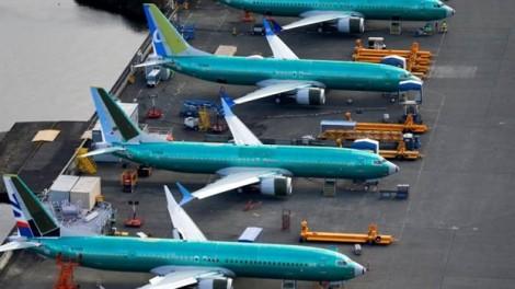 Máy bay Boeing 737 MAX 'tai tiếng' có bộ phận bị lỗi
