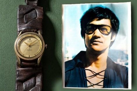 Chiếc đồng hồ của Lý Tiểu Long được bán với giá hơn 670 triệu đồng