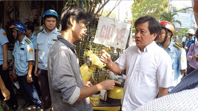 Dieu chuyen ong Doan Ngoc Hai ve Tong Cong ty Xay dung Sai Gon