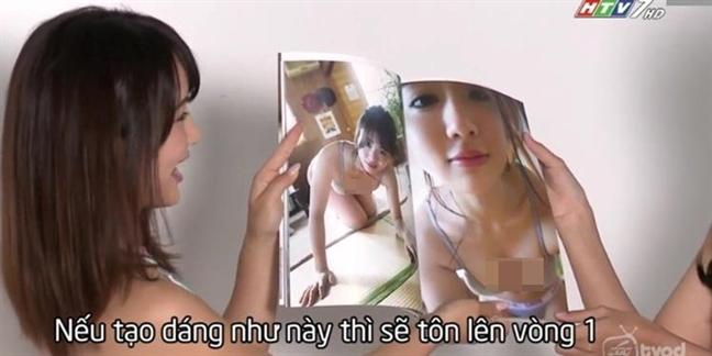 Buc xuc voi chuong trinh co thi sinh tao dang phan cam