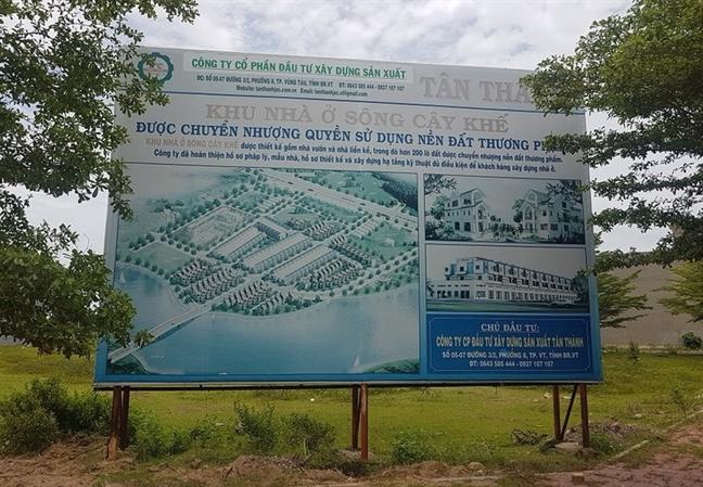 Ba Ria – Vung Tau: Hang loat doanh nghiep bat dong san 'chay i' tien thue
