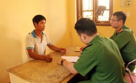Tạm giữ đối tượng hiếp dâm bé gái 10 tuổi tại Thái Nguyên