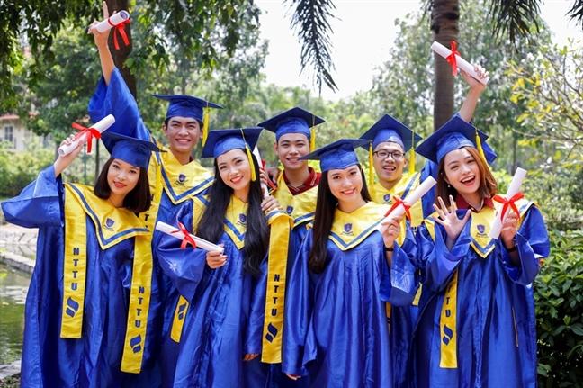 Dai hoc Nguyen Tat Thanh - Dau an 20 nam