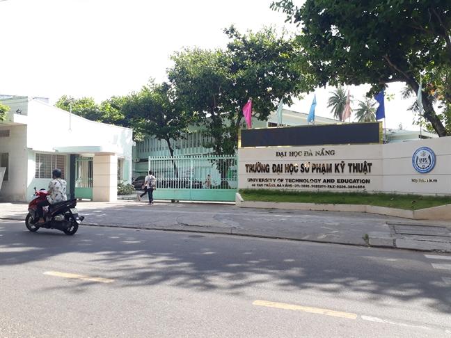CSDT de nghi DH Da Nang lam ro dau hieu gian lan tai Truong DH Su pham Ky thuat