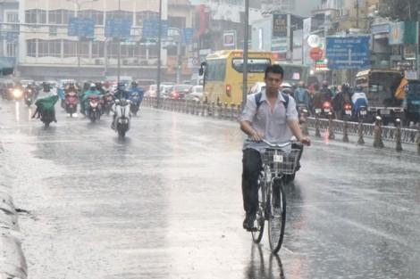 Đang nắng bỗng mưa, đề phòng cảm nắng