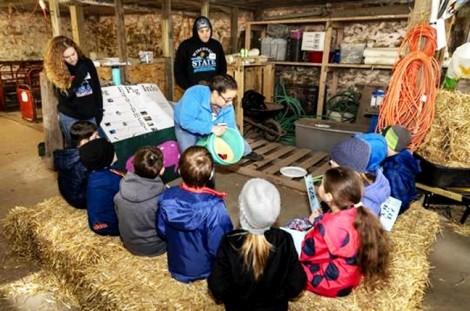 Trường dạy… chăn heo và cách làm nông chuyên nghiệp