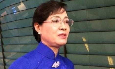 Bà Nguyễn Thị Quyết Tâm ngạc nhiên về quyết định từ chức của ông Đoàn Ngọc Hải