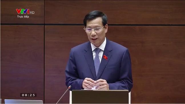 Bo truong Bo VH-TT&DL: 'Dien anh Viet chi tap trung vao dong phim mang loi nhuan'