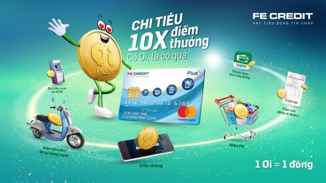FE CREDIT duoc Mastercard trao danh hieu 'To chuc phat hanh the hieu qua nhat'
