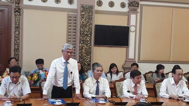 Uy ban nhan dan TP.HCM co them 2 pho chu tich