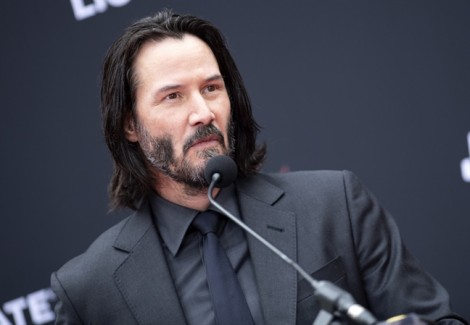 Keanu Reeves quá tốt cho thế giới này