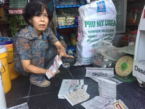 """Túi giấy """"dì khương"""""""