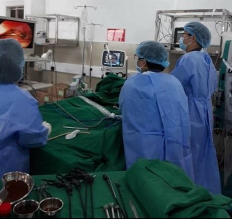 Bệnh nhân đau bụng, bác sĩ bất ngờ phát hiện viêm tụy cấp nặng đe dọa mạng sống