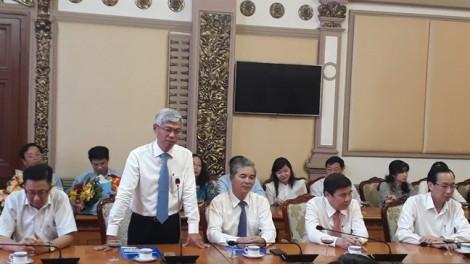 Ủy ban nhân dân TP.HCM có thêm 2 phó chủ tịch