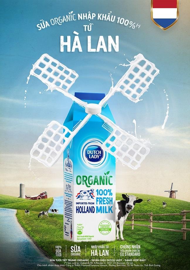 Me da biet den chuan sua organic Ha Lan?