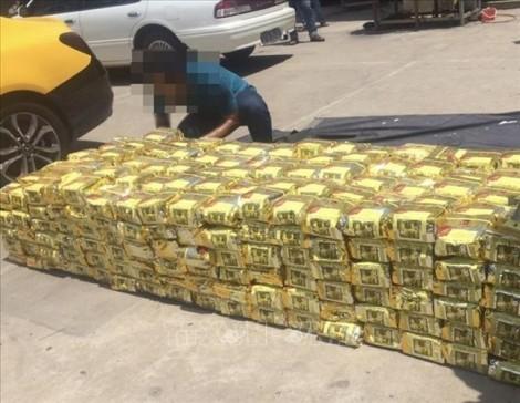 Tội phạm Trung Quốc đến TP.HCM thuê nhà nghỉ không giường để... chứa ma túy